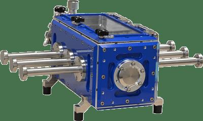 TEM specimen holder vacuum storage station