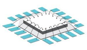 Plasma cleaning prior to wire bonding